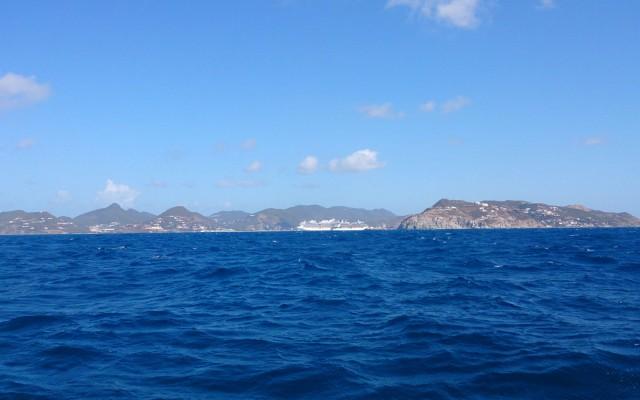 Vier weken Sint Maarten